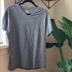 Heather Gray Men's T-shirt